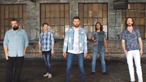 Home Free Combines Keith Urban's 'Female' & Dierks Bentley's 'Woman Amen' In Mashup | Country Music Videos