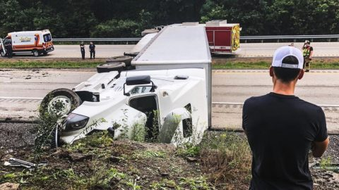Country Star 'Thankful For Another Day' After Frightening Accident   Country Music Videos