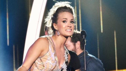 You'll Cringe Over The Baby Name Suggestions Carrie Underwood Just Got | Country Music Videos
