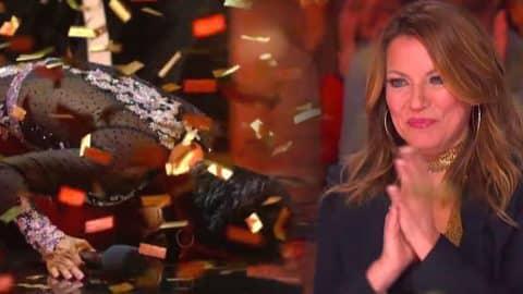 71-Year-Old AGT Dancer Earns Martina McBride's Golden Buzzer   Country Music Videos