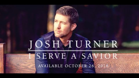 Josh Turner Takes Us To Church With His New Gospel Album | Country Music Videos