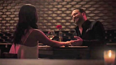 "Sultry ""Rumor"" Video Reveals Lee Brice's Beautiful Wife 