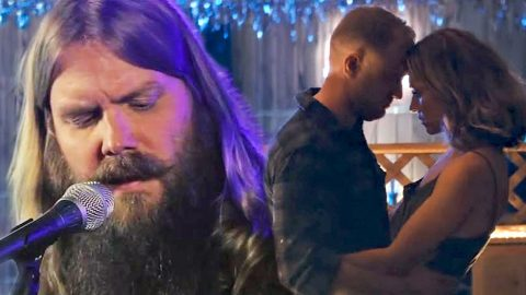 Chris Stapleton's Heartbreaking Music Video Addresses Pain Of Depression | Country Music Videos