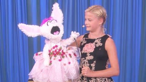Darci Lynne Sings Ella Fitzgerald's 'Summertime' On 'The Ellen DeGeneres Show'   Country Music Videos