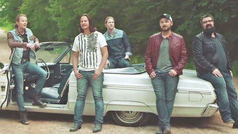 Home Free Puts Gospel Spin On Maren Morris' 'My Church' | Country Music Videos