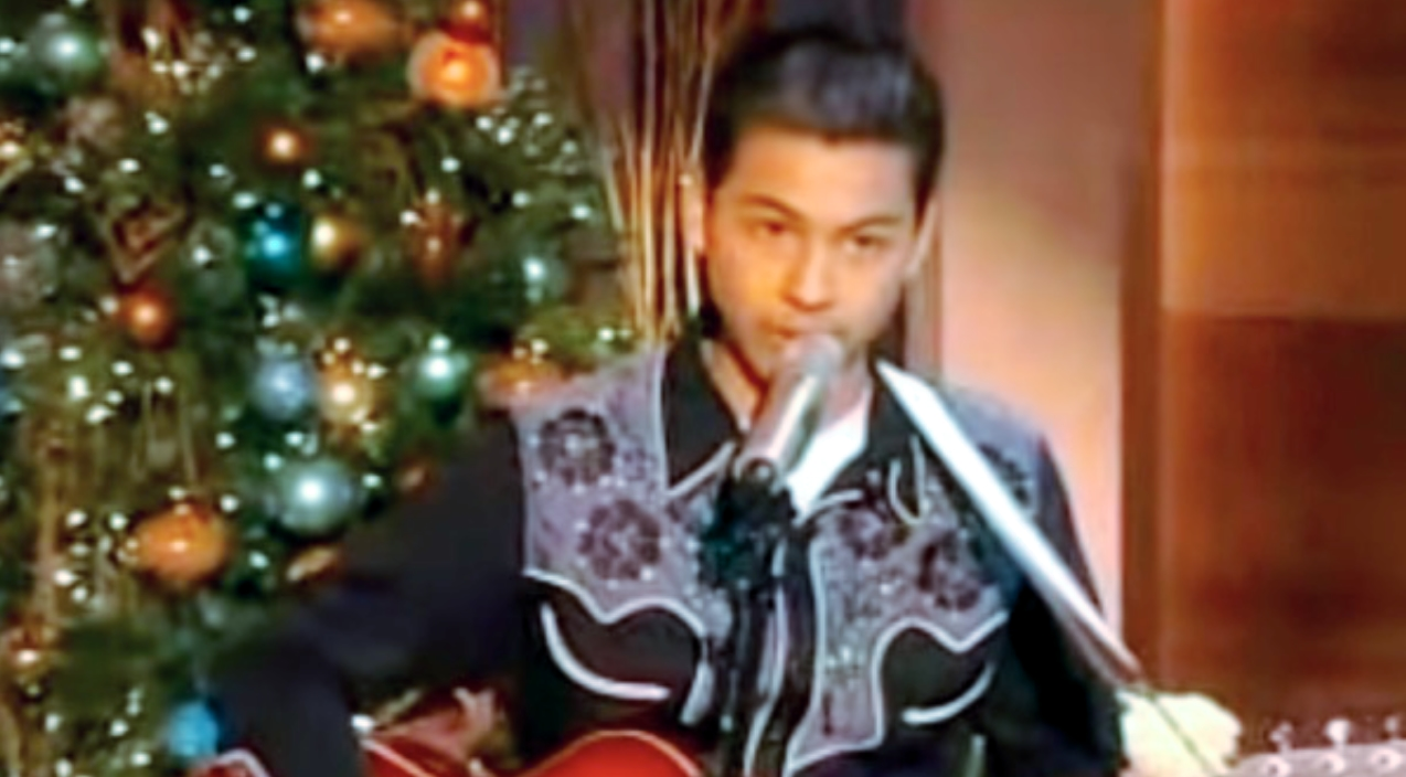 Hear The Teen Who Sounds Exactly Like Johnny Cash When He Sings ...