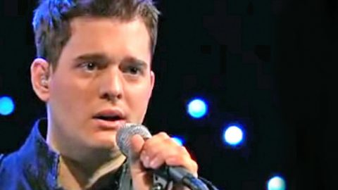 Michael Bublé Breaks Hearts With Cover Of Willie Nelson's 'Always On My Mind' | Country Music Videos