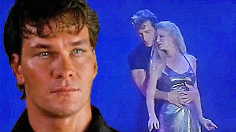 Patrick Swayze Fights Back Tears During Moving Dance With His Wife Of 34 Years | Country Music Videos