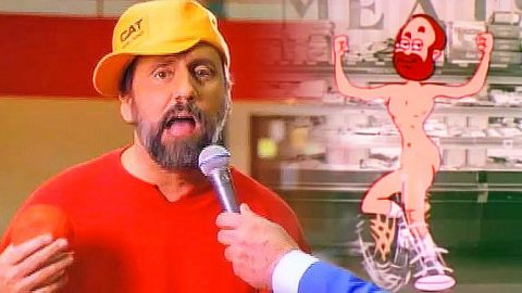 Ray Stevens Hilariously Tells The Story Of The Town Streaker In Comedy Song 'The Streak' | Country Music Videos