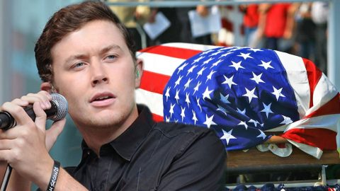 Scotty McCreery Sings Heartbreaking Tribute To Honor Fallen Soldiers | Country Music Videos