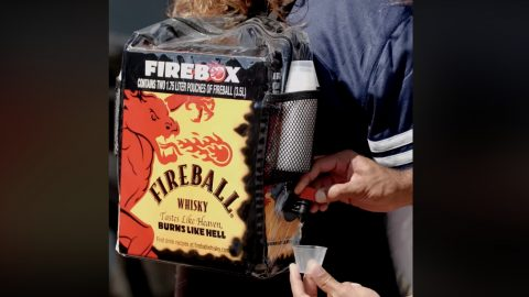 New Fireball Whisky Product Is Something You Never Knew Your Tailgate Was Missing | Country Music Videos