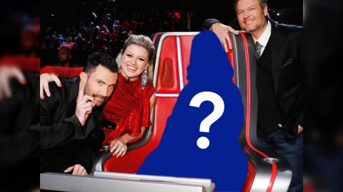 """The Voice"" Announces Yet Another Celebrity Addition 