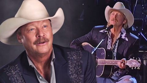 Alan Jackson Reflects On Debut Of 'Where Were You' In 2016 Interview For The CMA   Country Music Videos