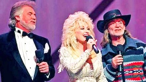 Willie Nelson, Dolly Parton, & Kenny Rogers Sing Each Other's Hits, And It's Magical | Country Music Videos