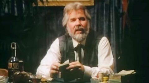 Flashback To When Kenny Rogers' 'The Gambler' Soared To The Top Of The Charts | Country Music Videos