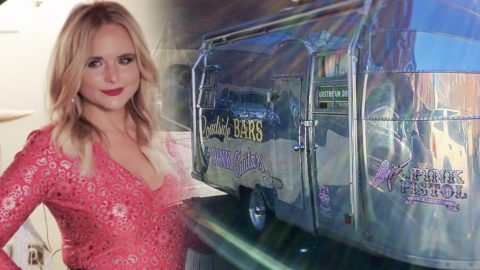 An Inside Look At Miranda Lambert's Remodeled Airstream Trailer | Country Music Videos