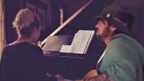 Miley & Billy Ray Cyrus Team Up In Emotional Performance That Will Give You Chills | Country Music Videos