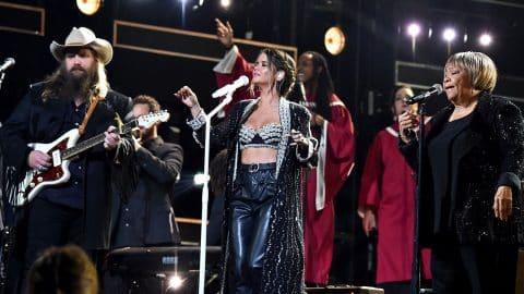 Chris Stapleton, Maren Morris, & Mavis Staples Put On Legendary CMA Performance | Country Music Videos