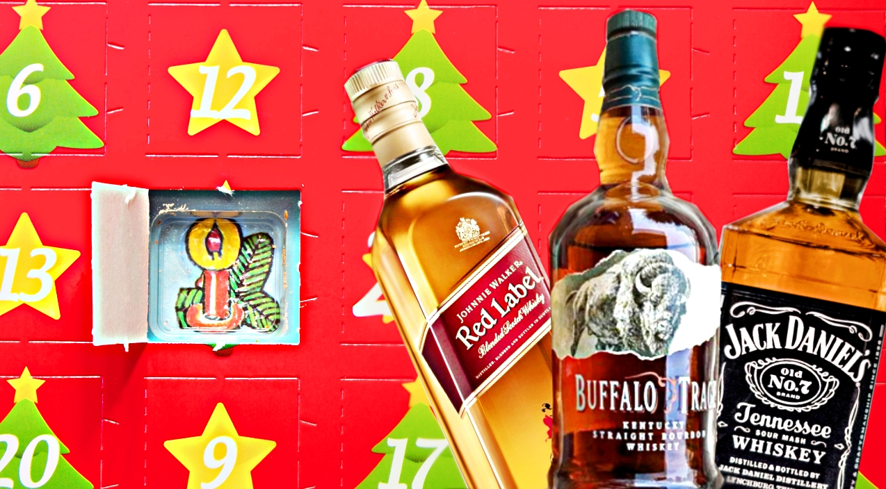 Jack Daniels Advent Calendar.These 5 Whiskey Advent Calendars Will Get You In The Holiday Spirit