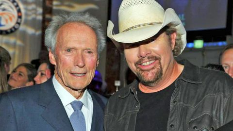 Toby Keith Teases New Song For Upcoming Clint Eastwood Movie | Country Music Videos