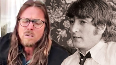 Willie Nelson's Son Channels John Lennon With Stripped Down Cover | Country Music Videos