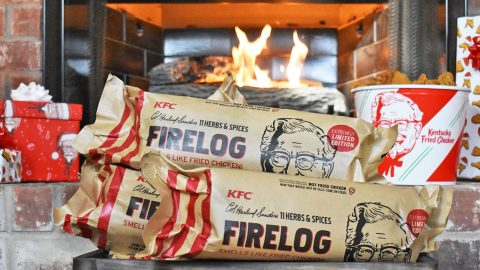 KFC Brings Back Firelogs & They Smell Like Fried Chicken | Country Music Videos