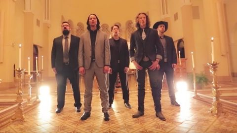 Home Free Celebrates Jesus' Birth In A Cappella Cover Of 'O Holy Night'   Country Music Videos