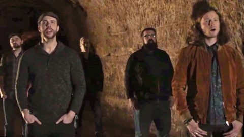 Home Free Reunites With Past Member Chris Rupp For A Cappella 'What Child Is This?'   Country Music Videos