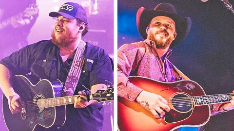 Luke Combs To Kick Off Summer Tour With Cody Johnson | Country Music Videos