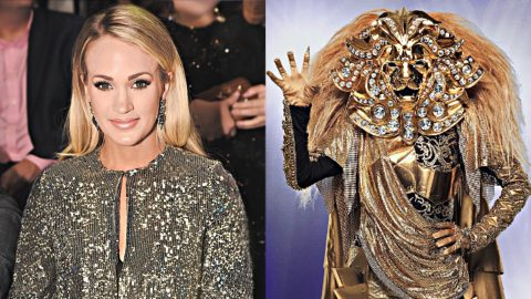 Why Fans Think Carrie Underwood Is Hiding Behind A Mask | Country Music Videos