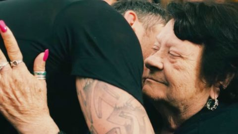 Singer Learns Grandma Passed Away – Pours Heartbreak Into Merle Haggard Song   Country Music Videos