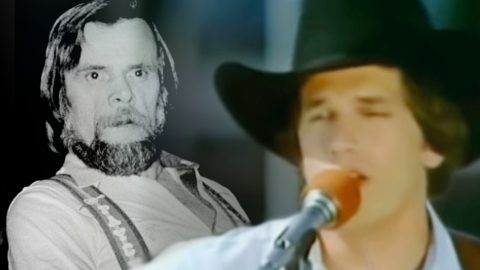 How An Outlaw Icon's Jail Time Kickstarted George Strait's Career | Country Music Videos