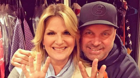 Trisha Shares The Unique Way Her & Garth Spend Their Anniversaries | Country Music Videos