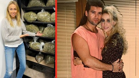 Billy Ray's Wife Shows Off Massive Weed Stash | Country Music Videos