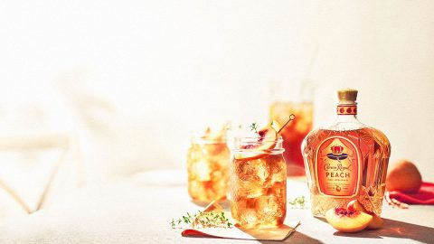 Crown Royal Selling Peach Whisky For Limited Time | Country Music Videos