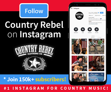 Follow Country Rebel on Instagram