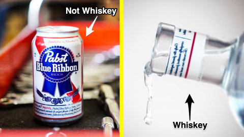 "PBR Just Launched Its First Liquor – And It's Whiskey, ""Aged For 5 Seconds"" 