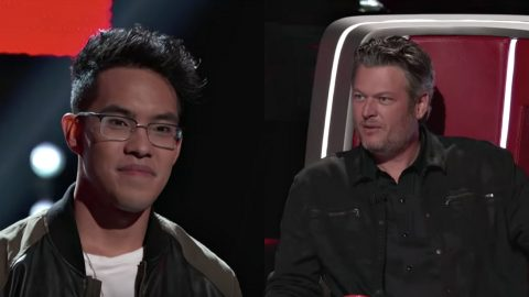 Blake Shelton Predicts That This Four-Chair Turn Will Win 'The Voice' After Perfect Audition | Country Music Videos