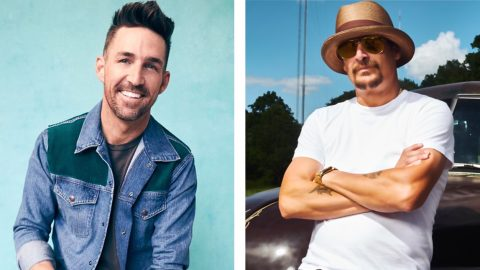 """Kid Rock Joins Jake Owen For Weed' Anthem """"Grass Is Always Greener""""   Country Music Videos"""