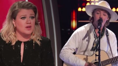 Raspy Country Singer Impresses Blake & Kelly When He Reveals He's Only 19 Years Old | Country Music Videos