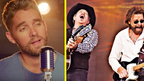 Brooks & Dunn Turn Old Track Into New, Steamy Song With Help From Brett Young | Country Music Videos