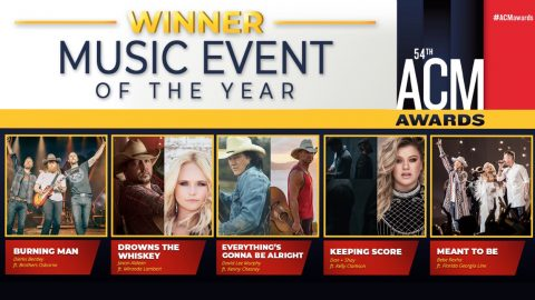 ACM Announces Winner For Music Event Of The Year | Country Music Videos