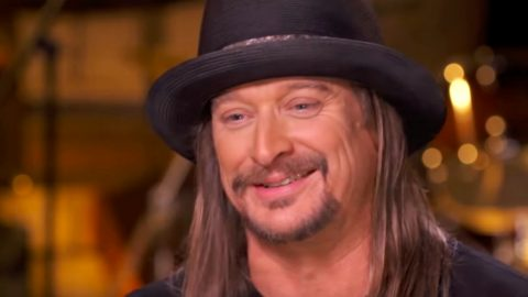 Kid Rock Shares Priceless Photo From Disney Vacation With Granddaughter | Country Music Videos