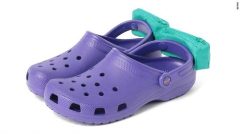 Crocs Now Sells Shoes With Fanny Packs Attached – Here's The Details | Country Music Videos