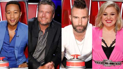 One 'Voice' Coach Has No Singers Left After 'Shocking' Elimination | Country Music Videos