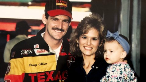 "Davey Allison's Widow Hurt In ""Freak Accident"" 