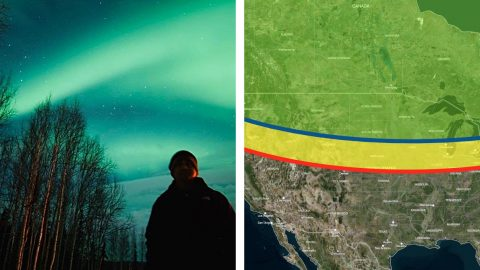 Solar Storm Hits Earth Tonight – 17+ States To See Northern Lights | Country Music Videos