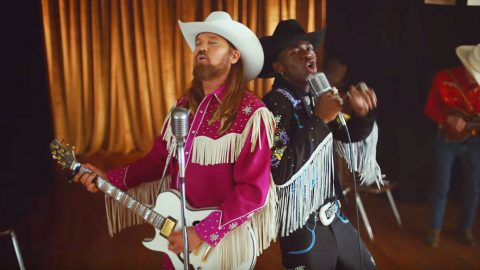 "Official ""Old Town Road"" Movie Released Featuring Chris Rock & Diplo 
