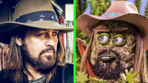 Billy Ray Cyrus Drops Weed-Themed Music Video For Song 'Angel In My Pocket' | Country Music Videos