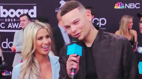 Kane Brown & Wife Katelyn Walk First Red Carpet Since Pregnancy Reveal   Country Music Videos